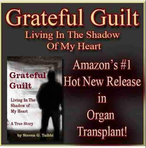 """Grateful Guilt"" by Steven Taibbi"