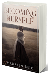 """Becoming Herself"" by Maureen Reid"